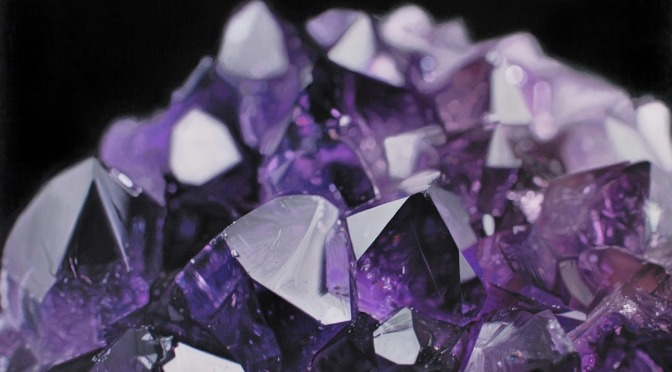 amethyst mountain